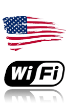 TripTel United States mobile WiFi rental: unlimited internet all over the United States